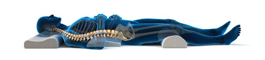 حفظ ساختار بدن در خواب