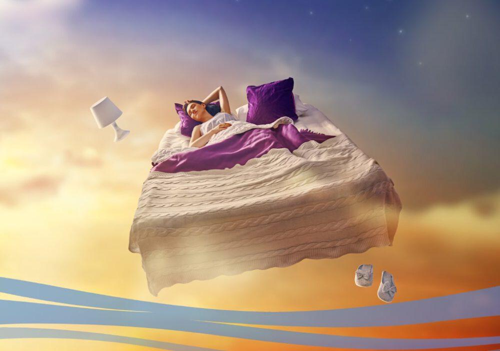خواب آرام و راحت
