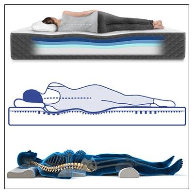 تشک طبی و حفظ ساختار بدن