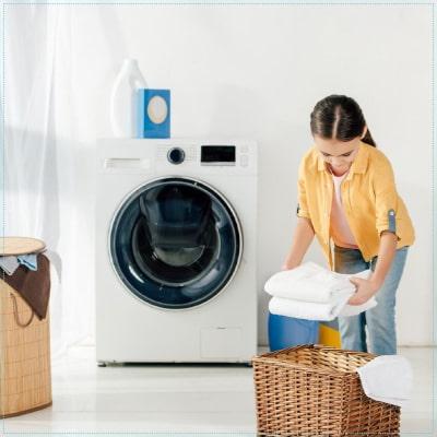 ملحفه خود را بشویید