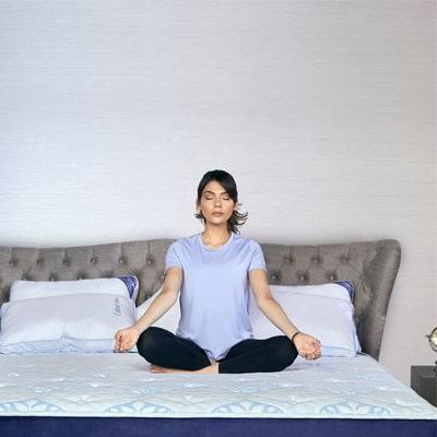 قبل از خواب ذهنتان را آرام کنید